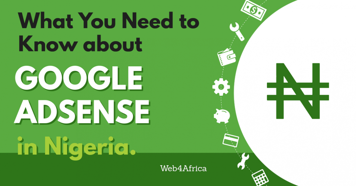Google Adsense for Nigeria
