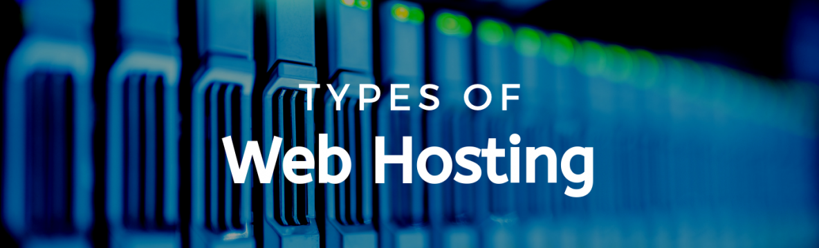Types of Web Hosting in Nigeria
